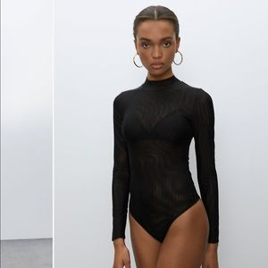 Aritzia Parlay bodysuit